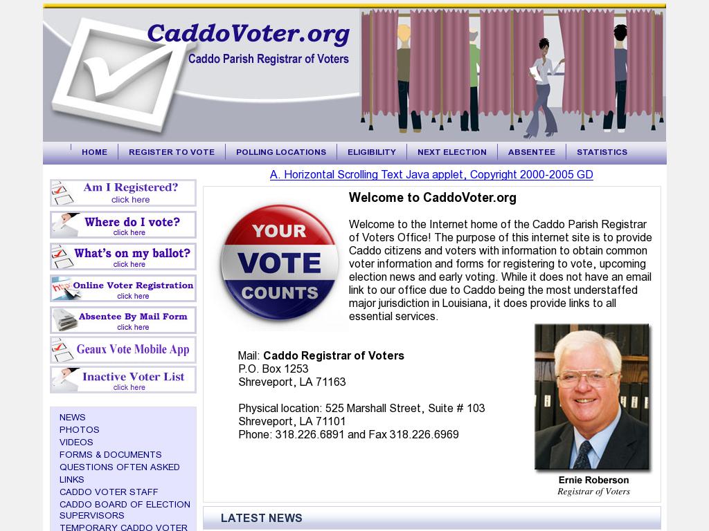 caddovoter