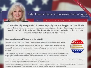 Judge Frances Pitman