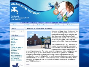Village Water System Inc