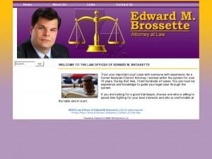 Eddie Brossette