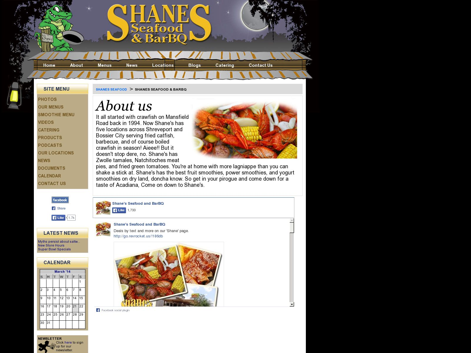 www_shanesseafood_com