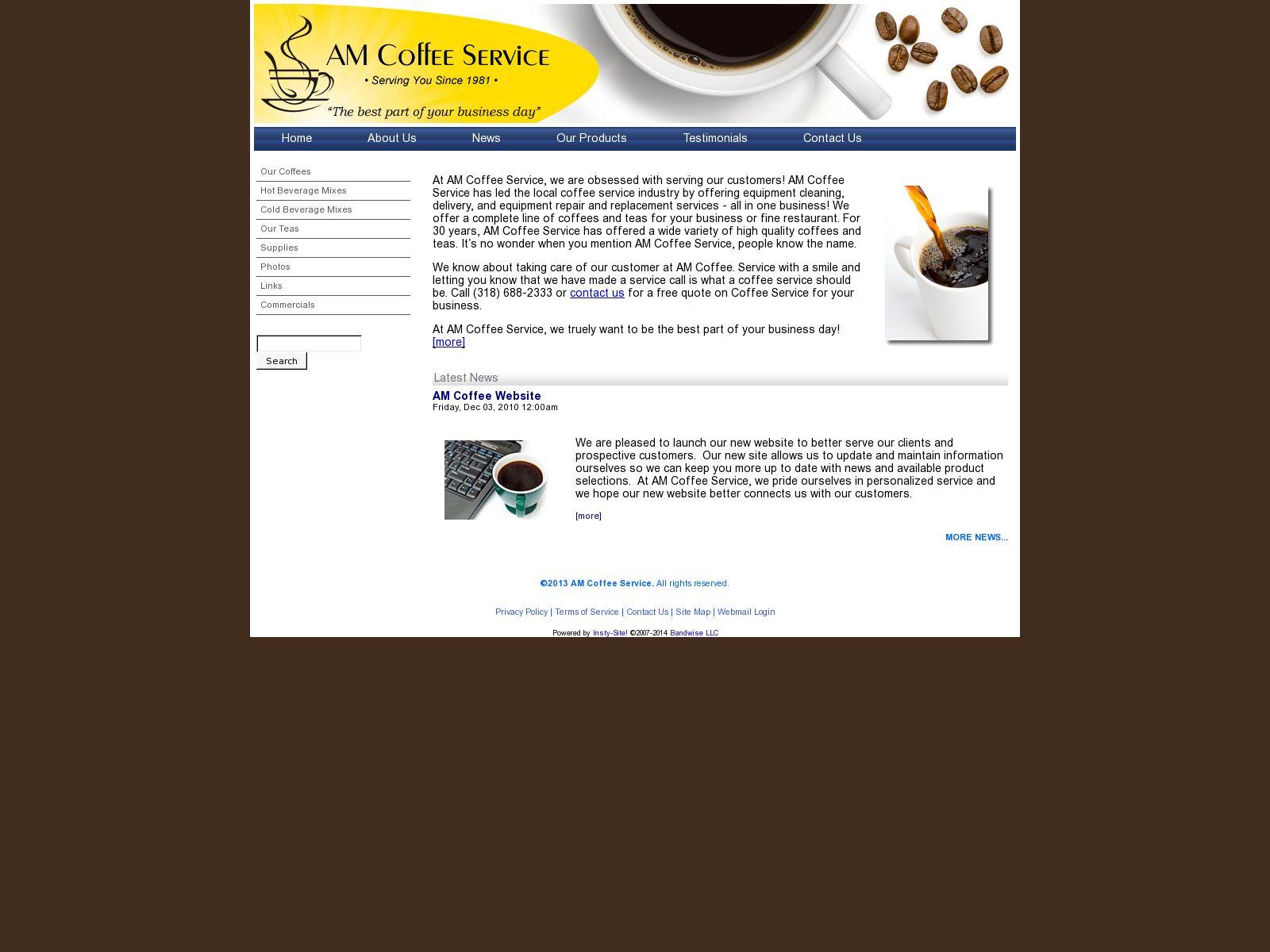www_amcoffeeonline_com