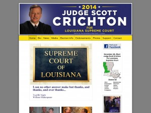Committee to Elect Judge Scott Crichton