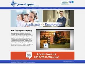 Jean Simpson Personnel Services