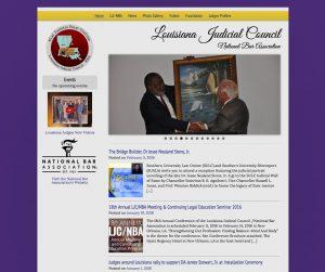 Louisiana Judicial Council/National Bar Association