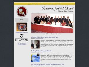 Louisiana Judicial Council/National Bar Association