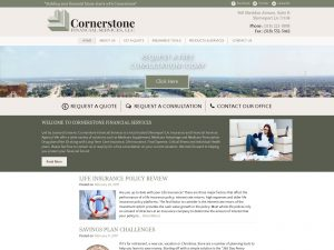 Cornerstone Financial Services