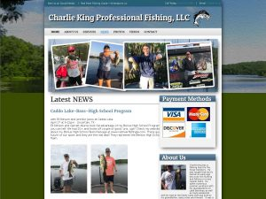 Charlie King Professional Fishing, LLC