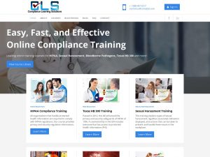 Compliance Learning Solutions